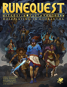 Spirit Games (Est. 1984) - Supplying role playing games (RPG), wargames rules, miniatures and scenery, new and traditional board and card games for the last 20 years sells RuneQuest: Roleplaying in Glorantha