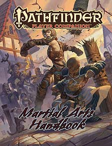 Spirit Games (Est. 1984) - Supplying role playing games (RPG), wargames rules, miniatures and scenery, new and traditional board and card games for the last 20 years sells Pathfinder Player Companion: Martial Arts Handbook