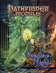Spirit Games (Est. 1984) - Supplying role playing games (RPG), wargames rules, miniatures and scenery, new and traditional board and card games for the last 20 years sells Pathfinder Module: Cradle of Night