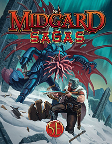 Spirit Games (Est. 1984) - Supplying role playing games (RPG), wargames rules, miniatures and scenery, new and traditional board and card games for the last 20 years sells Midgard Sagas