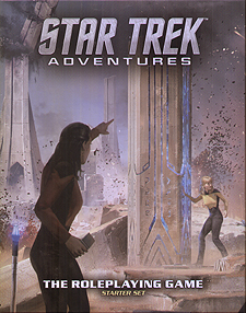 Spirit Games (Est. 1984) - Supplying role playing games (RPG), wargames rules, miniatures and scenery, new and traditional board and card games for the last 20 years sells Star Trek Adventures: The Roleplaying Game Starter Set