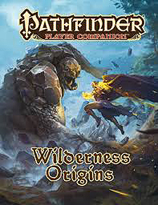 Spirit Games (Est. 1984) - Supplying role playing games (RPG), wargames rules, miniatures and scenery, new and traditional board and card games for the last 20 years sells Pathfinder Player Companion: Wilderness Origins
