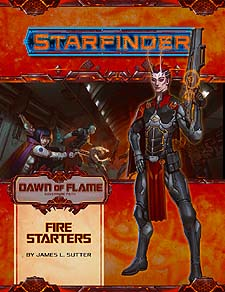 Spirit Games (Est. 1984) - Supplying role playing games (RPG), wargames rules, miniatures and scenery, new and traditional board and card games for the last 20 years sells Adventure Path 13: Dawn of Flame (1 of 6) - Fire Starters