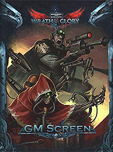 Spirit Games (Est. 1984) - Supplying role playing games (RPG), wargames rules, miniatures and scenery, new and traditional board and card games for the last 20 years sells Wrath and Glory GM Screen