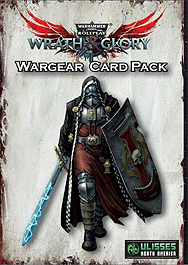 Spirit Games (Est. 1984) - Supplying role playing games (RPG), wargames rules, miniatures and scenery, new and traditional board and card games for the last 20 years sells Wrath and Glory Wargear Card Pack