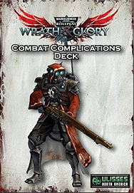 Spirit Games (Est. 1984) - Supplying role playing games (RPG), wargames rules, miniatures and scenery, new and traditional board and card games for the last 20 years sells Wrath and Glory Combat Complications Deck