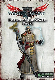 Spirit Games (Est. 1984) - Supplying role playing games (RPG), wargames rules, miniatures and scenery, new and traditional board and card games for the last 20 years sells Wrath and Glory Perils of the Warp Deck