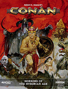 Spirit Games (Est. 1984) - Supplying role playing games (RPG), wargames rules, miniatures and scenery, new and traditional board and card games for the last 20 years sells Conan: Horrors of the Hyborian Age