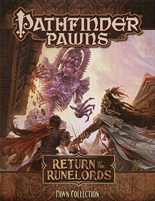 Spirit Games (Est. 1984) - Supplying role playing games (RPG), wargames rules, miniatures and scenery, new and traditional board and card games for the last 20 years sells Pathfinder Pawns: Return of the Runelords