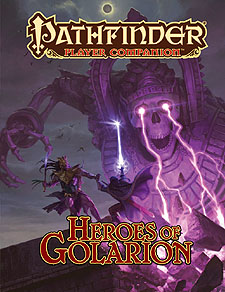 Spirit Games (Est. 1984) - Supplying role playing games (RPG), wargames rules, miniatures and scenery, new and traditional board and card games for the last 20 years sells Pathfinder Player Companion: Heroes of Golarion