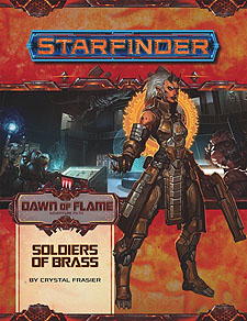 Spirit Games (Est. 1984) - Supplying role playing games (RPG), wargames rules, miniatures and scenery, new and traditional board and card games for the last 20 years sells Adventure Path 14: Dawn of Flame (2 of 6) - Soldiers of Brass