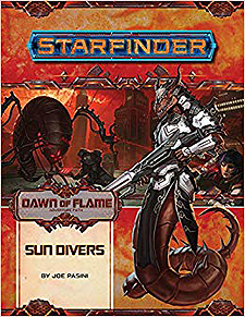 Spirit Games (Est. 1984) - Supplying role playing games (RPG), wargames rules, miniatures and scenery, new and traditional board and card games for the last 20 years sells Adventure Path 15: Dawn of Flame (3 of 6) - Sun Divers