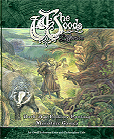 Spirit Games (Est. 1984) - Supplying role playing games (RPG), wargames rules, miniatures and scenery, new and traditional board and card games for the last 20 years sells The Woods 2nd Edition