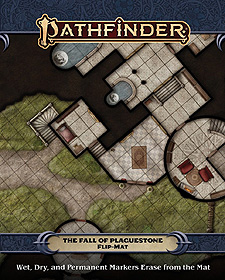 Spirit Games (Est. 1984) - Supplying role playing games (RPG), wargames rules, miniatures and scenery, new and traditional board and card games for the last 20 years sells Pathfinder Flip-Mat: The Fall of Plaguestone