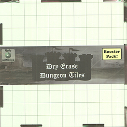 Spirit Games (Est. 1984) - Supplying role playing games (RPG), wargames rules, miniatures and scenery, new and traditional board and card games for the last 20 years sells Dry-Erase Dungeon Tiles: White Square Booster Pack