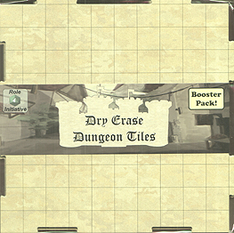 Spirit Games (Est. 1984) - Supplying role playing games (RPG), wargames rules, miniatures and scenery, new and traditional board and card games for the last 20 years sells Dry-Erase Dungeon Tiles: Earthtone Square Booster Pack