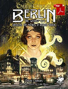 Spirit Games (Est. 1984) - Supplying role playing games (RPG), wargames rules, miniatures and scenery, new and traditional board and card games for the last 20 years sells Berlin: The Wicked City