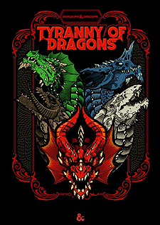 Spirit Games (Est. 1984) - Supplying role playing games (RPG), wargames rules, miniatures and scenery, new and traditional board and card games for the last 20 years sells Tyranny of Dragons Limited Edition Cover