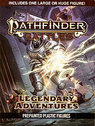 Spirit Games (Est. 1984) - Supplying role playing games (RPG), wargames rules, miniatures and scenery, new and traditional board and card games for the last 20 years sells Pathfinder Battles: Legendary Adventures Booster