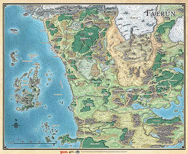 Spirit Games (Est. 1984) - Supplying role playing games (RPG), wargames rules, miniatures and scenery, new and traditional board and card games for the last 20 years sells Sword Coast Adventurer