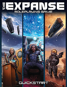 Spirit Games (Est. 1984) - Supplying role playing games (RPG), wargames rules, miniatures and scenery, new and traditional board and card games for the last 20 years sells The Expanse Roleplaying Game Quickstart