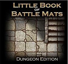 Spirit Games (Est. 1984) - Supplying role playing games (RPG), wargames rules, miniatures and scenery, new and traditional board and card games for the last 20 years sells Little Book of Battle Maps: Dungeon Edition