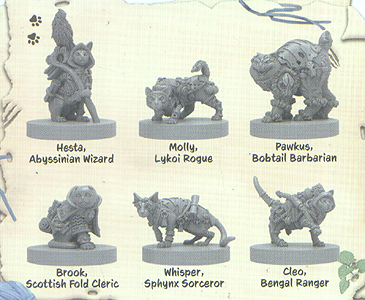 Spirit Games (Est. 1984) - Supplying role playing games (RPG), wargames rules, miniatures and scenery, new and traditional board and card games for the last 20 years sells Animal Adventurers: Tales of Cats and Catacombs Questing - Tooth and Claw Volume 1