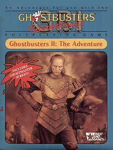 Spirit Games (Est. 1984) - Supplying role playing games (RPG), wargames rules, miniatures and scenery, new and traditional board and card games for the last 20 years sells Ghostbusters II: The Adventure