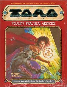 Spirit Games (Est. 1984) - Supplying role playing games (RPG), wargames rules, miniatures and scenery, new and traditional board and card games for the last 20 years sells Pixauds Practical Grimoire